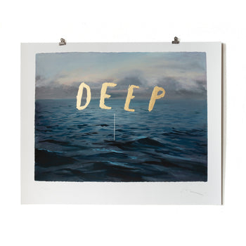 'Deep' Limited Edition