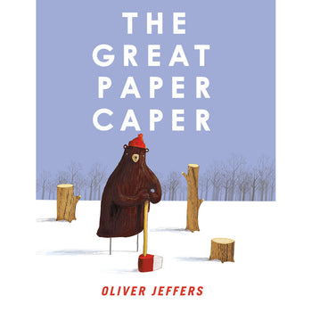 The Great Paper Caper - Oliver Jeffers Stuff