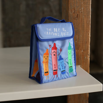 Crayons Insulated Lunch Bag (US and Canada Only)