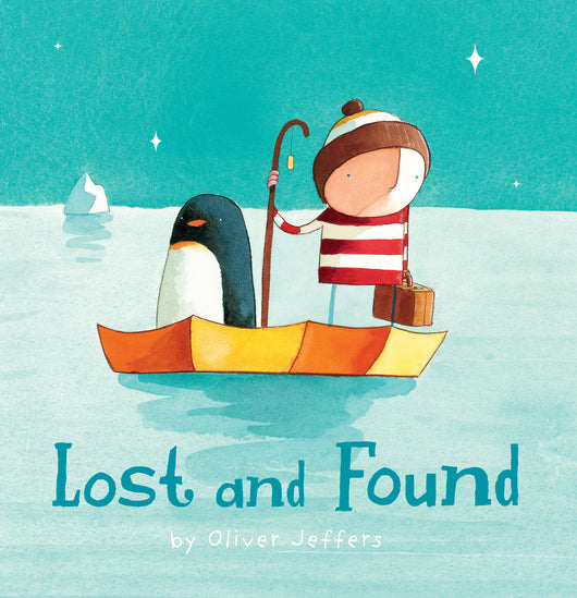 Lost and Found - Oliver Jeffers Stuff