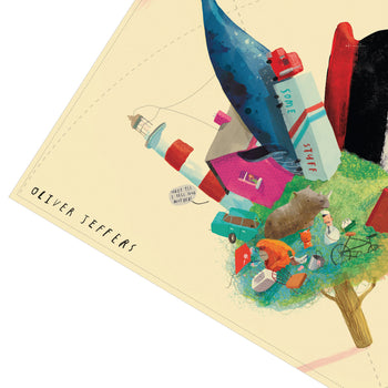 Make a Kite - Oliver Jeffers Stuff