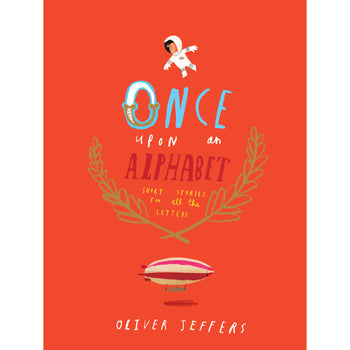 Once Upon an Alphabet - Oliver Jeffers Stuff