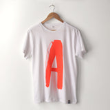 'A' T-Shirt: Adult - Oliver Jeffers Stuff