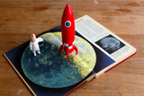 Edmund and the Rocket - Oliver Jeffers Stuff