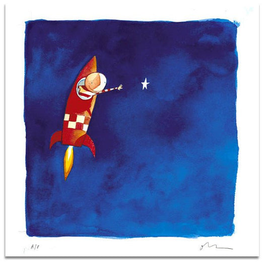 Page 18 From 'How To Catch A Star' - Oliver Jeffers Stuff
