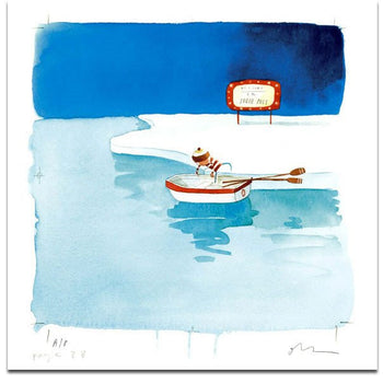 Page 28 From 'Lost And Found' - Oliver Jeffers Stuff