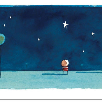 Page 2-3 From How To Catch A Star - Oliver Jeffers Stuff