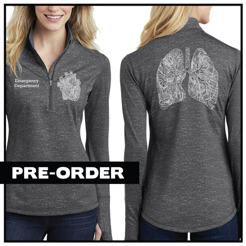 Sinai Emergency Department / Heart & Lungs / Pre-Order