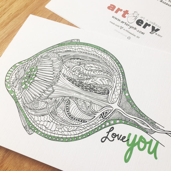 EYE Love You - Love (#3011)
