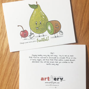 FRUITful Job - Promotion / Encouragement (#4103)