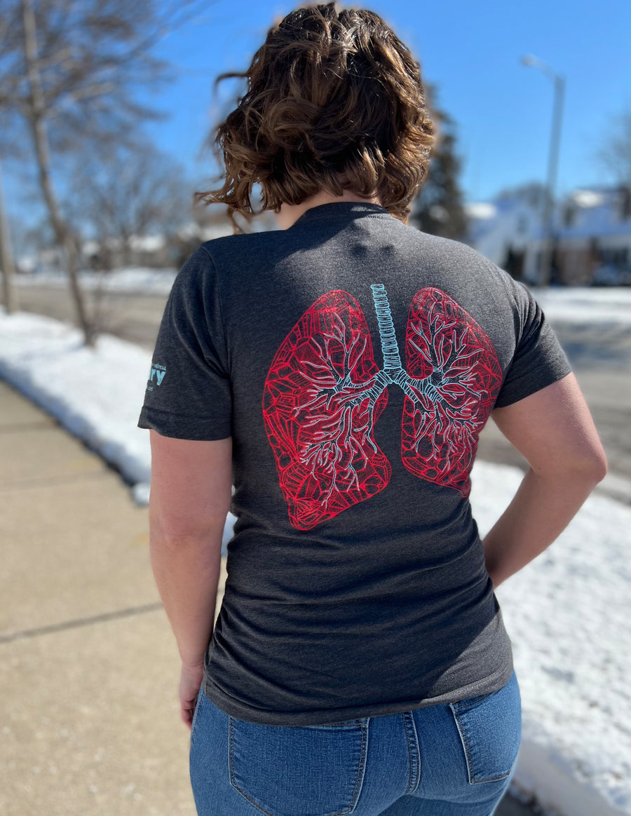 Heart & Lungs Unisex T.Shirt