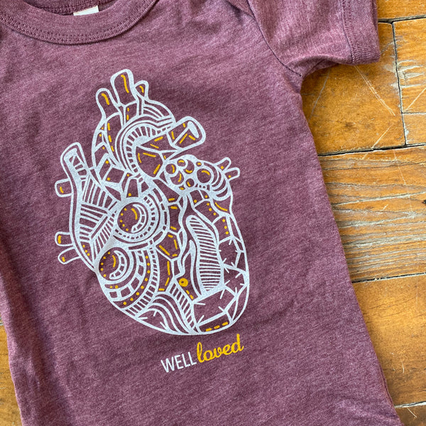 Baby Clothes (Heart or Lungs)