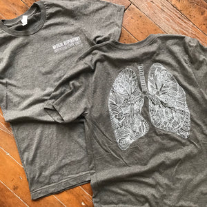 Medical Respiratory ICU Unisex T.Shirt