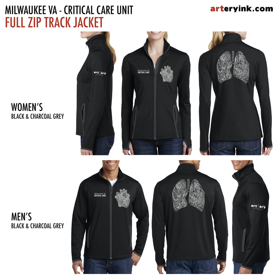 Milwaukee VA Critical Care / Heart & Lungs / Pre-Order