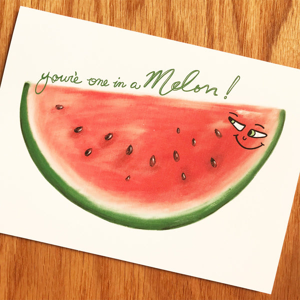 One in a Melon - Any Occasion (#8126)