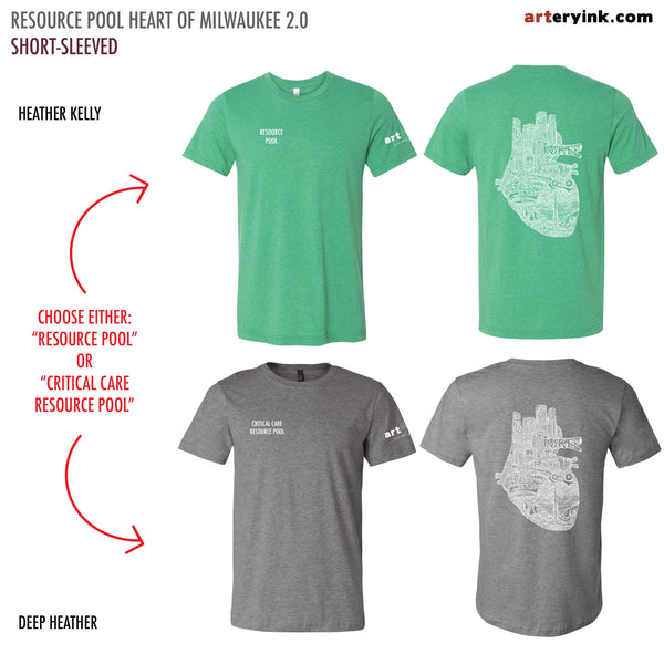Froedtert Resource Pool *HEART OF MILWAUKEE 2.0* Pre-Order