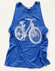 Anatomical Bicycle Women's Tank Top