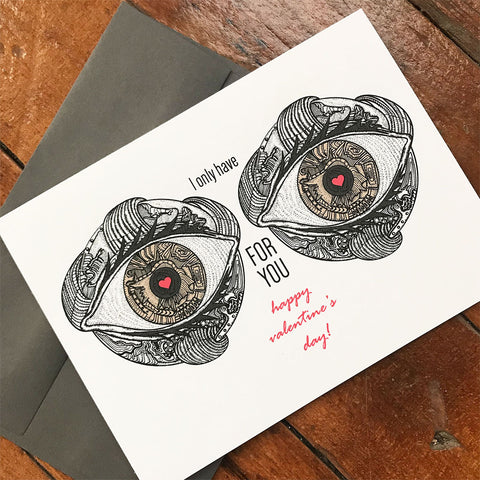Valentine's Day - Eyes For You