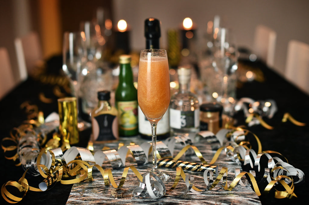 Opskrift: French 75