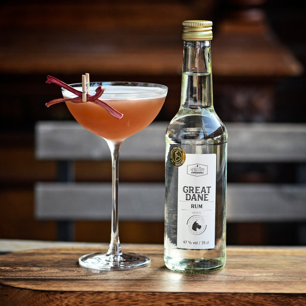Rhuby Daiquiri Great Dane Rum