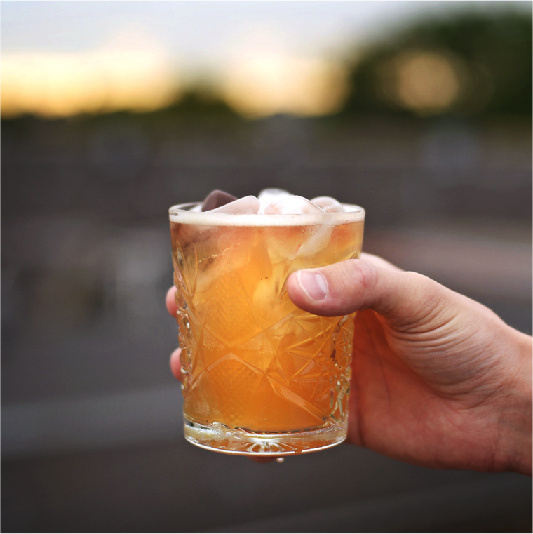 Amaretto Sour - Cocktailpakke