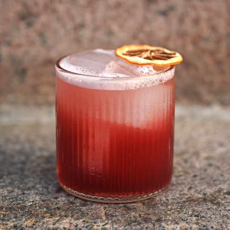 Blackcurrant Collins - Cocktailpakke