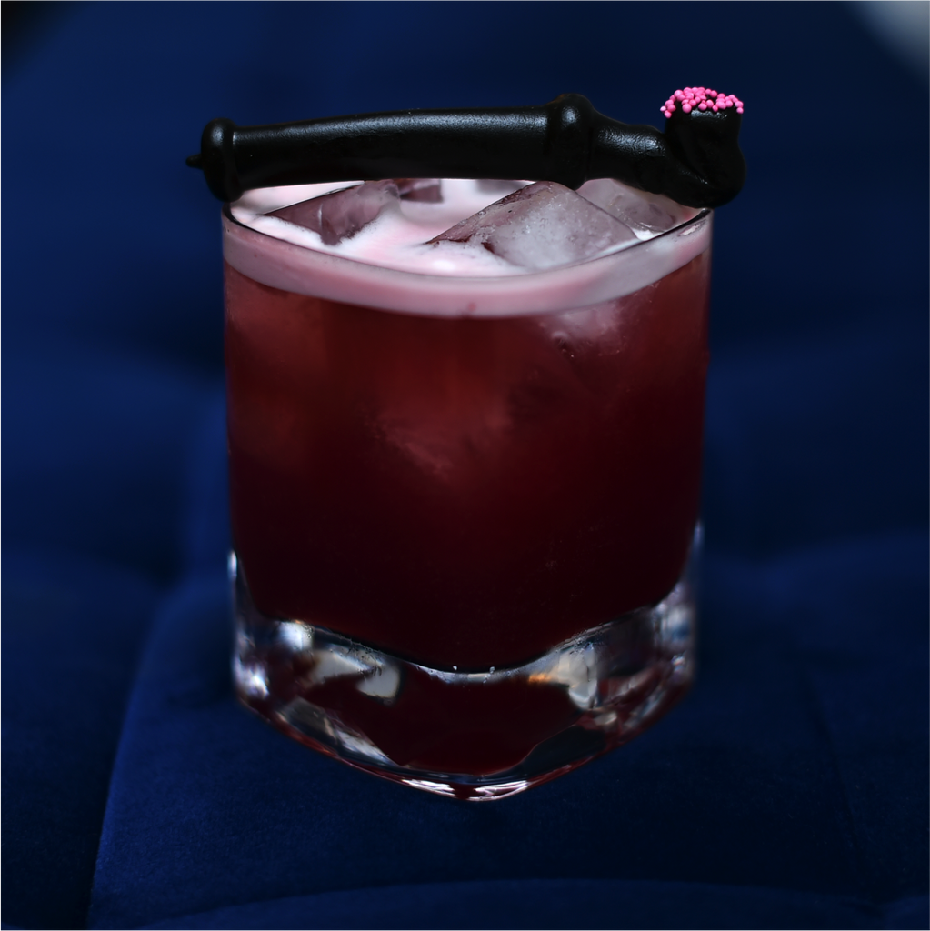 Red Liquorice Cocktail