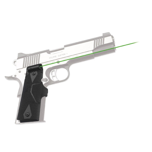 1911 Government-Commander - Lasergrips-Green
