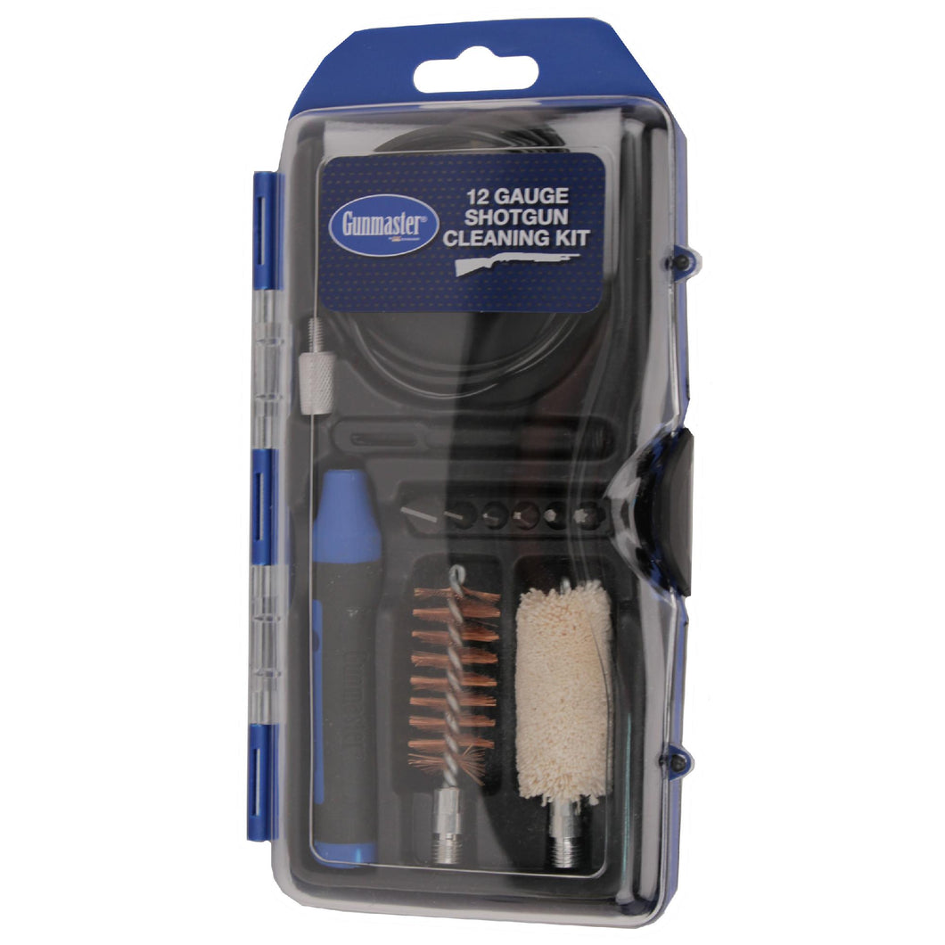 13 Piece Shotgun Cleaning Kit - 12 Gauge