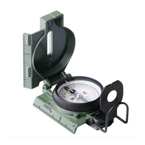 Lensatic Compass - Phosphorescent, Clam Pack