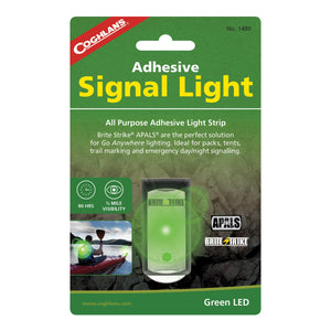 Adhesive Signal Light - Green