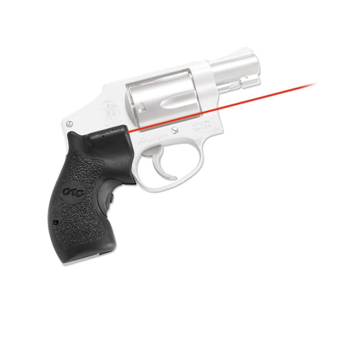 Smith and Wesson - J Frame Round Butt-Polymer Grip, Overmold, Front Activation, Clam Pack