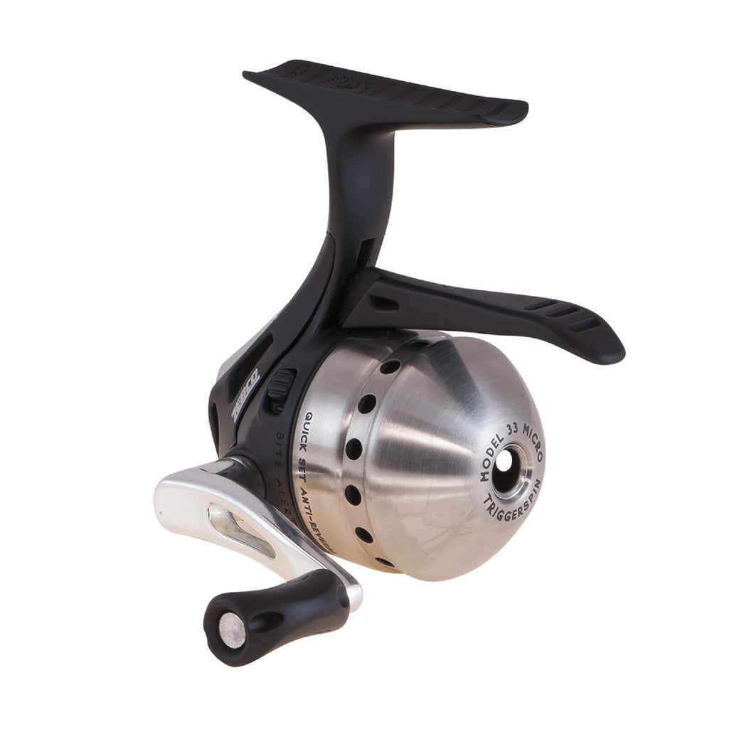 33 Micro - Triggerspin Reel, 4.3:1 Retrieve Rate, Ambidextrous