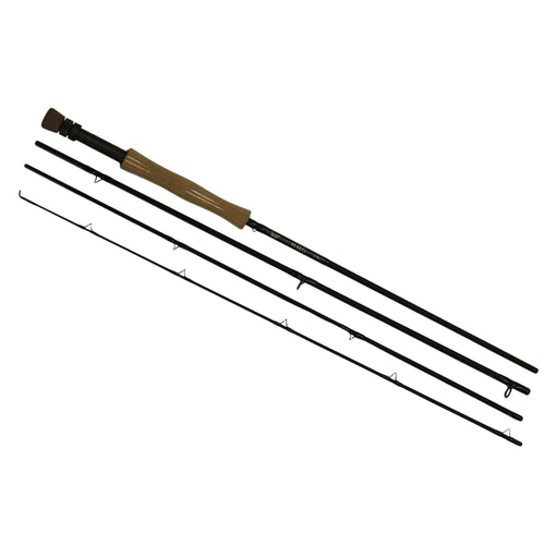HMG Fly Rod - 9' Length, 4 Piece Rod, 8wt Line Rating, Fky Power, Medium-Fast Action
