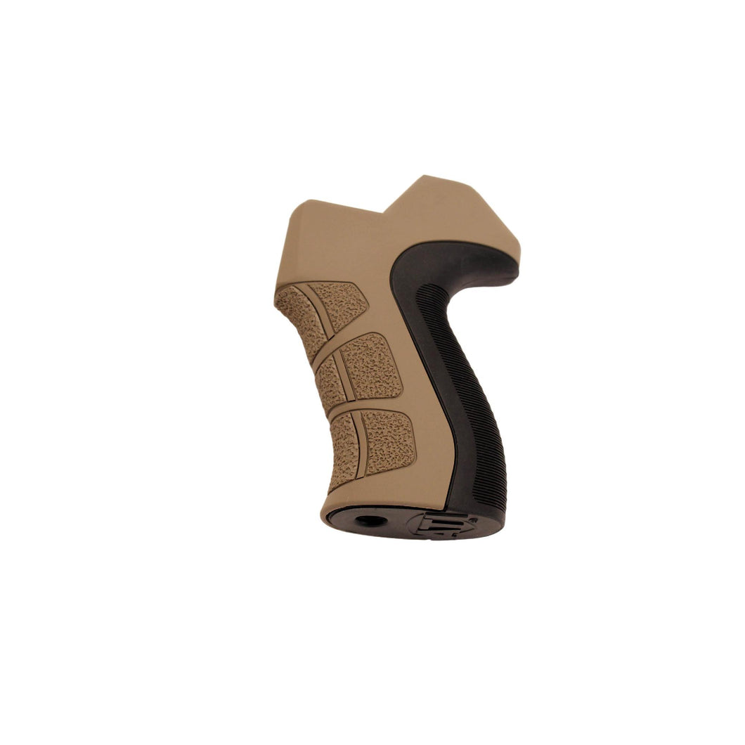 AR-15 X2 Scorpion Recoil Pistol Grip - Desert Tan