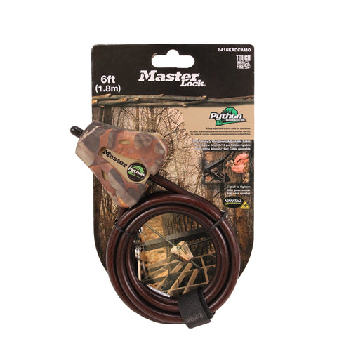 Master Lock Python Trail Camera Security Cable - 5-16