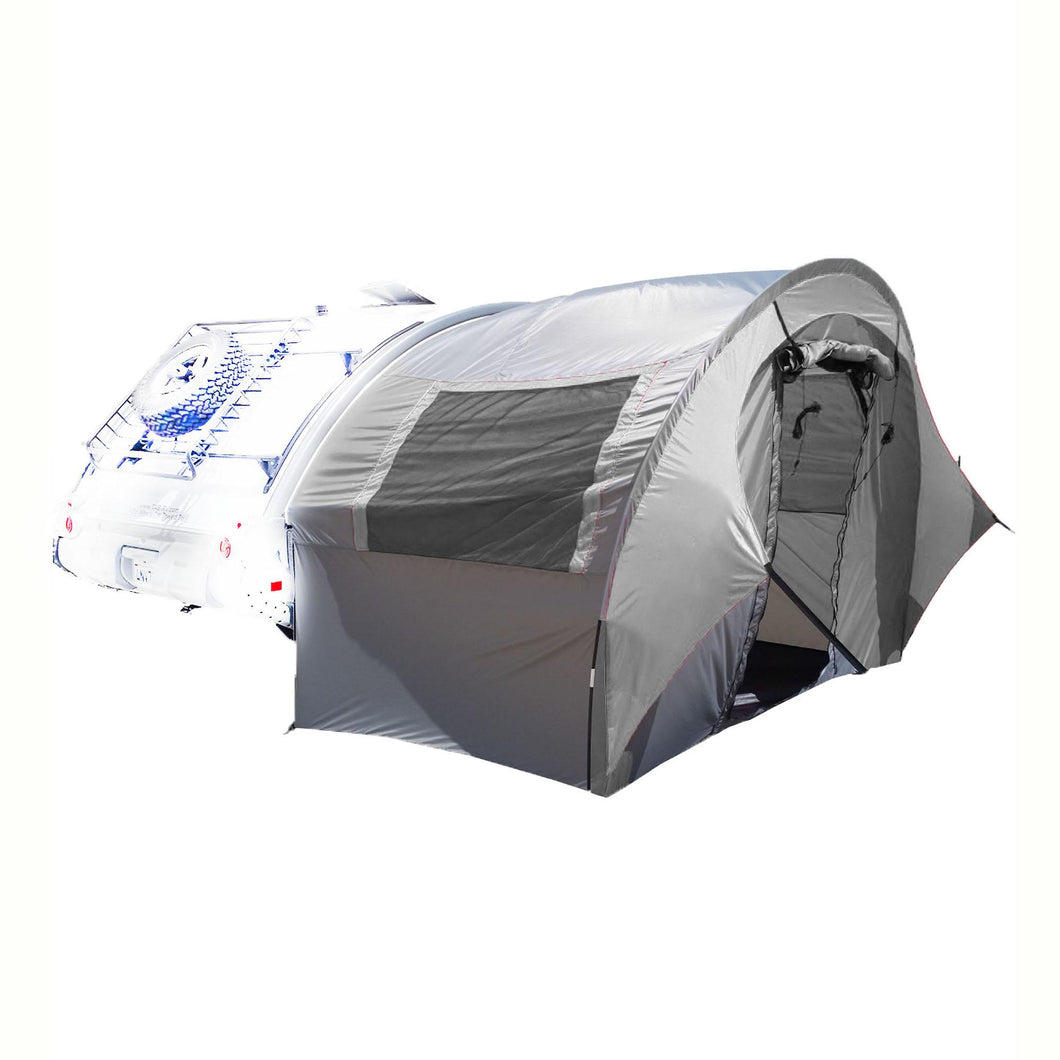 TAB Trailer Side Tent for NuCamp, Little Guy, Dutchman Regular TAB Trailers - Silver