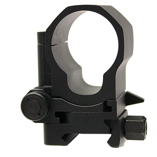 Flip to side Mount - 3X and 6X Mag, Low, Black
