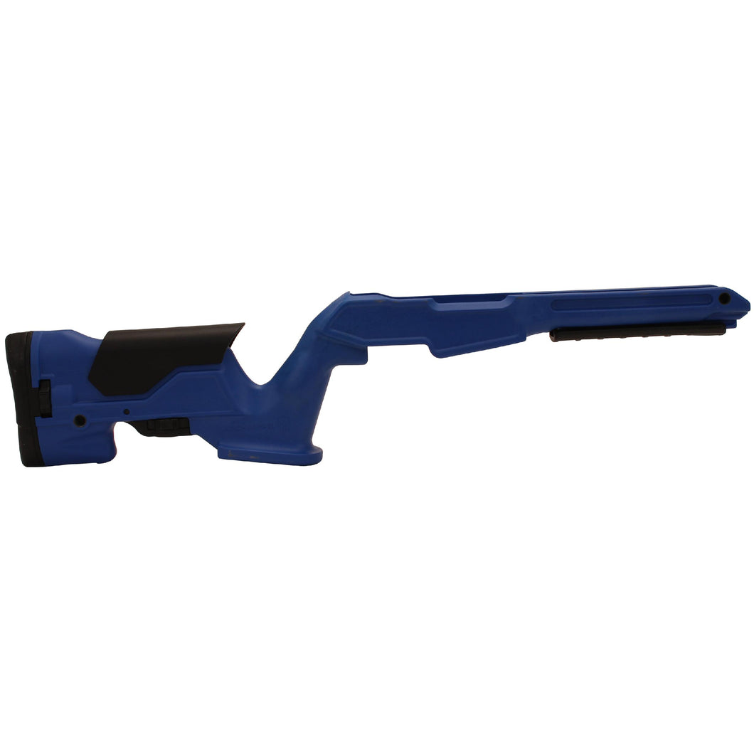 Archangel Ruger 10-22 Precision Stock - Bullseye Blue Technapolymer