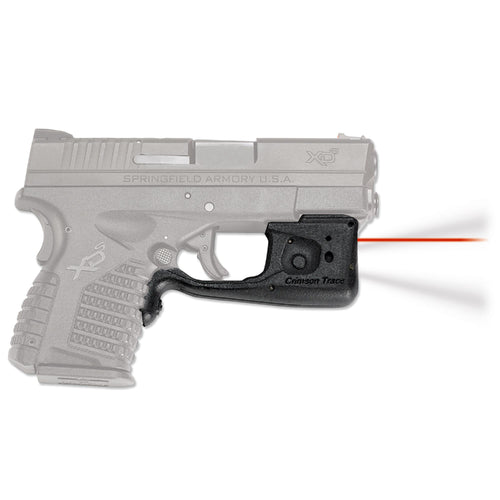 Laserguard Pro - Springfield XD-S, Red, Clam Package