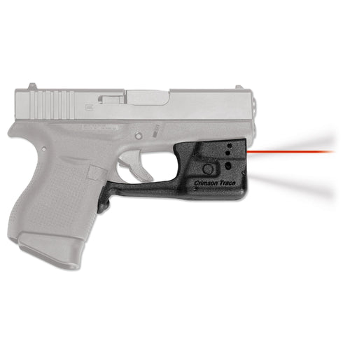 Laserguard Pro - Glock 42-43, Red Laser, Clam Package