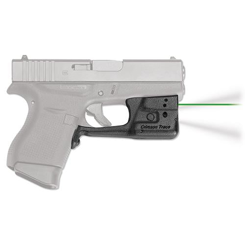 Laserguard Pro - Glock 42 and 43, Green Laser, Boxed