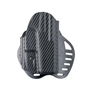 ARS Stage 1 Carry Holster - Glock 43, Carbon Fiber Weave, Right Hand