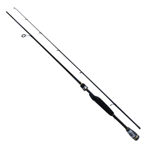 "Aird-X Braiding-X Spinning Rod - 5'6"" Length, 2pc Rod, 1-4 lb Line Rate, 1-32-1-2 oz Lure Rate, Ultra Light Power"