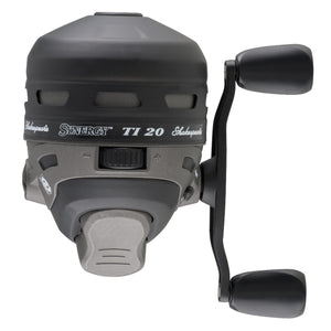 Synergy Ti Spincast Reel - 20 Reel Size, 3.2:1 Gear Ratio, 2 Bearings, 20 lb Pre-Spooled, Ambidextrous