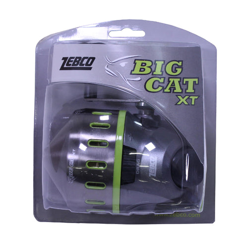 Big Cat XT Spincast Reel - Size 25, 3+1 Bearing System, Right Reel