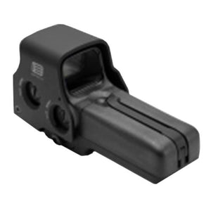 Holographic Weapon Sight 65 MOA Ring, 2 Dots Black