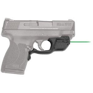 Laserguard - Smith & Wesson M&P 45 Shield, Green Laser, Clam Package