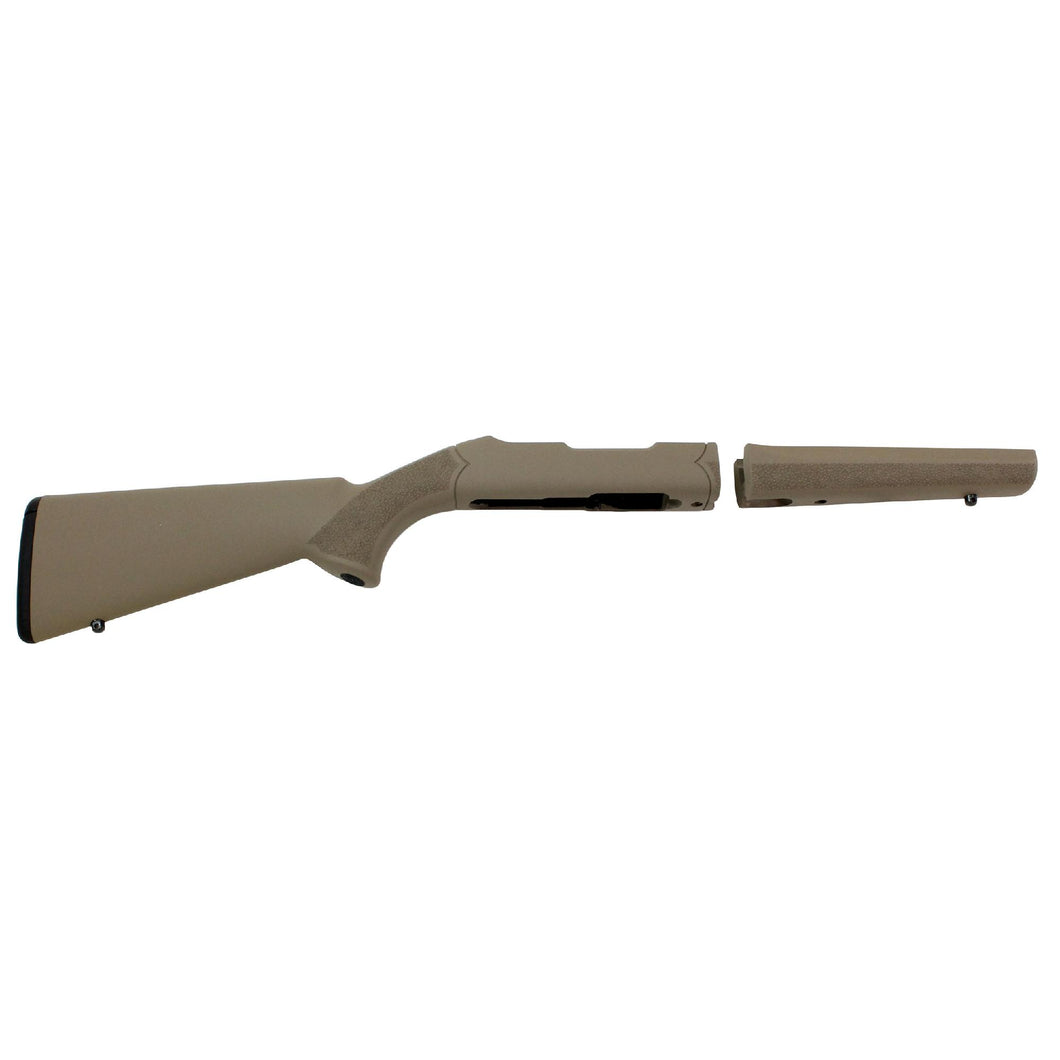 10-22 Overmolded Stock - Takedown, .920 Barrel, Flat Dark Earth
