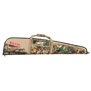"Ruger Yuma Rifle Case - (46"") 2 Pockets, Tan-Realtree Xtra"